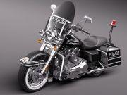 Indro Warkop Bicara Soal Harley Davidson Road King Police