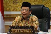 Mahfud MD: Ajak Masyarakat Tidak Terburu-buru Ungkap Pelaku Aksi Teror Bom di Makassar