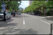 Terduga Pelaku Bom Bunuh Diri di Gereja Katedral Mengendarai Taksi