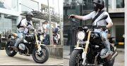 Terpesona BMW, Ariel Noah Penggemar Berat Motor Buatan Jerman