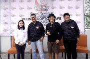 Kulineran sambil Nikmati Musik dan Panorama Kota Tua Jakarta di DLuna Rooftop Cafe
