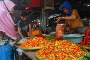 2 Pekan Jelang Puasa, Cabai Rawit Masih Nangkring di Atas Rp100.000 per Kg