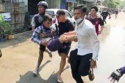 Akhir Pekan Berdarah di Myanmar, 114 Tewas dalam Aksi Protes Damai