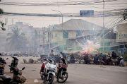Turki Kecam Keras Aksi Brutal Junta Terhadap Demonstran Myanmar