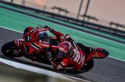 Kalahkan Duo Yamaha Bagnaia Rebut Posisi Pole, Rossi Posisi Keempat