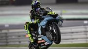 Dikalahkan Murid Saat Kualifikasi, Rossi Merasa Harus Ucapkan Selamat