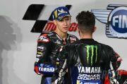 Duet Quartararo-Vinales Tercepat di Sesi Pemanasan MotoGP Qatar 2021