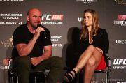 Ronda Rousey Menganggur, Dana White: Dia Tak Akan Kembali ke UFC