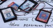 Diduga Dianiaya Saat Liputan, Jurnalis Nurhadi Lapor ke Polda Jatim
