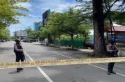 Aksi Dugaan Bom Bunuh Diri Depan Gereja Katedral Makassar Gegerkan Warga