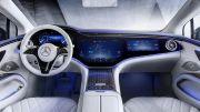 Ini Wujud Nyata Layar Raksasa Mercedes-Benz di Mercedes-Benz EQS