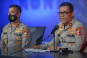 Polri Sebut Terduga Pelaku Bom Bunuh Diri di Makassar Pasutri yang Menikah 6 Bulan Lalu
