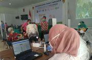 230 Lansia Panti Wredha Kota Bogor Jalani Vaksinasi COVID-19