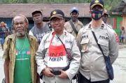 Beredar Kabar Ada Pengungsi di Intan Jaya, Kapolsek Sunapa: Itu Hoax