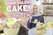 Yuk Buat Dadar Gulung Cake ala Mama Lita, Praktis Banget