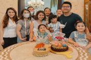 Keberadaan Mikhavita Wijaya di Acara Ulang Tahun Cucu Hotma Sitompul Jadi Sorotan