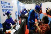 10,4 Juta Orang Sudah Divaksin, Indonesia Masuk 10 Besar
