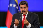 Maduro Nyatakan Siap Tukar Vaksin Covid-19 dengan Minyak