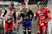 Hasil Lengkap Balapan MotoGP Qatar 2021: Vinales Juara, Rossi Melempem