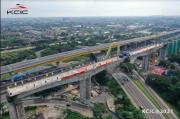 Kejar Target Operasi 2022, Proyek Kereta Cepat Jakarta-Bandung Dikebut