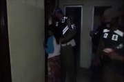 Razia Kamar Kos, Petugas Gabungan Dapati 2 Pasangan Pelajar Asyik Berhubungan Seks