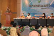 Basmin Mattayang Paparkan 7 Target Pembangunan di Musrenbang