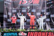 Toyota Team Indonesia Raih 2 Podium di Kejurnas Touring Car Race 2021