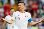 Jelang Inggris vs Polandia: Lewandowski Kehilangan Peluang Lampaui Rekor Andriy Shevchenko