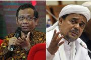 Tanggapi Eksepsi Habib Rizieq, Jaksa: Jangan Kambinghitamkan Mahfud MD soal Kerumunan