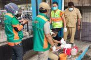 Ribuan Ikan Mati Mendadak di Kali Ancol, Sudin LH Jakut Ambil Sampel Air