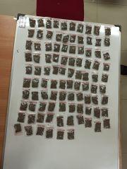 Jemput Paket Narkoba, Dua Kurir Diciduk BNNP Malut