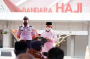 Resmikan Bandara Haji Muhammad Sidik, Wapres Harap Bisa Menunjang Food Estate