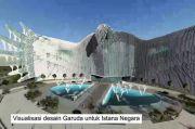 Viral! Desain Garuda Istana Negara di Ibu Kota Baru, 5 Asosiasi Arsitek Berikan Kritik