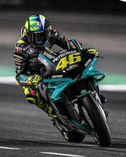 Rossi Nilai Zarco dan Bagnaia Pantas Masuk Podium GP Qatar 2021