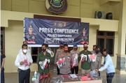 Polisi Gagalkan Penyelundupan 7.300 Bungkus Rokok Ilegal di Banyuasin