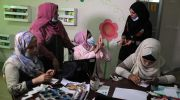 Wanita Palestina Tuna Rungu di Gaza Buat Animasi untuk Bangun Kesadaran