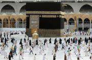 Selama Ramadhan, Masjidil Haram Akan Dibersihkan 10 Kali Sehari