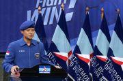 KLB Moeldoko Ditolak Pemerintah, AHY ke Kader: Jangan Euforia Berlebihan