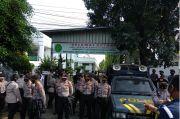 Pengamanan di PN Jakarta Timur Berlapis, Simpatisan Habib Rizieq Tidak Terlihat