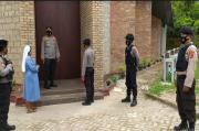 Polres Bangka Selatan Tingkatkan Patroli di Gereja Pasca Bom Makassar