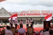 Tiba di Palangka Raya, Wapres Maruf Amin Disambut Gubernur Kalteng