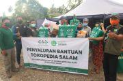 Korban Gempa di Sulbar Dapat Bantuan Sembako dan Sumur Bor