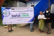 Askrindo Syairah Salurkan Dana CSR Rp100 Juta ke Korban Bencana Alam Melalui ACT