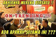 Ruben Onsu Akhirnya Temui Deddy Corbuzier, Videonya Sampai Trending!