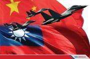 Gelar Latihan, Militer China Bersiap Hadapi Intervensi AS di Selat Taiwan