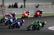 Rossi dan Morbidelli Beda Pandangan Soal Balapan di MotoGP Doha, 4 April