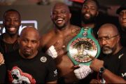 5 Musuh Dillian Whyte Berikutnya Usai Pukul KO Alexander Povetkin