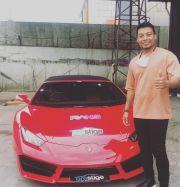Jadi Manajer RANS Cilegon FC, Hamka Hamzah Dapat Mobil Operasional Ferrari