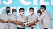 Serius Kelola RANS Cilegon FC, Raffi Ahmad Akan Bangun Lapangan Sepak Bola hingga Akademi