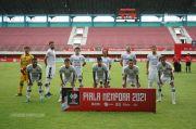 Teco Yakin Bali United Kalahkan Persita di Laga Penutup Grup D Piala Menpora 2021